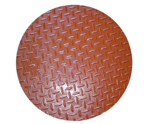 CPL円形赤サビ
